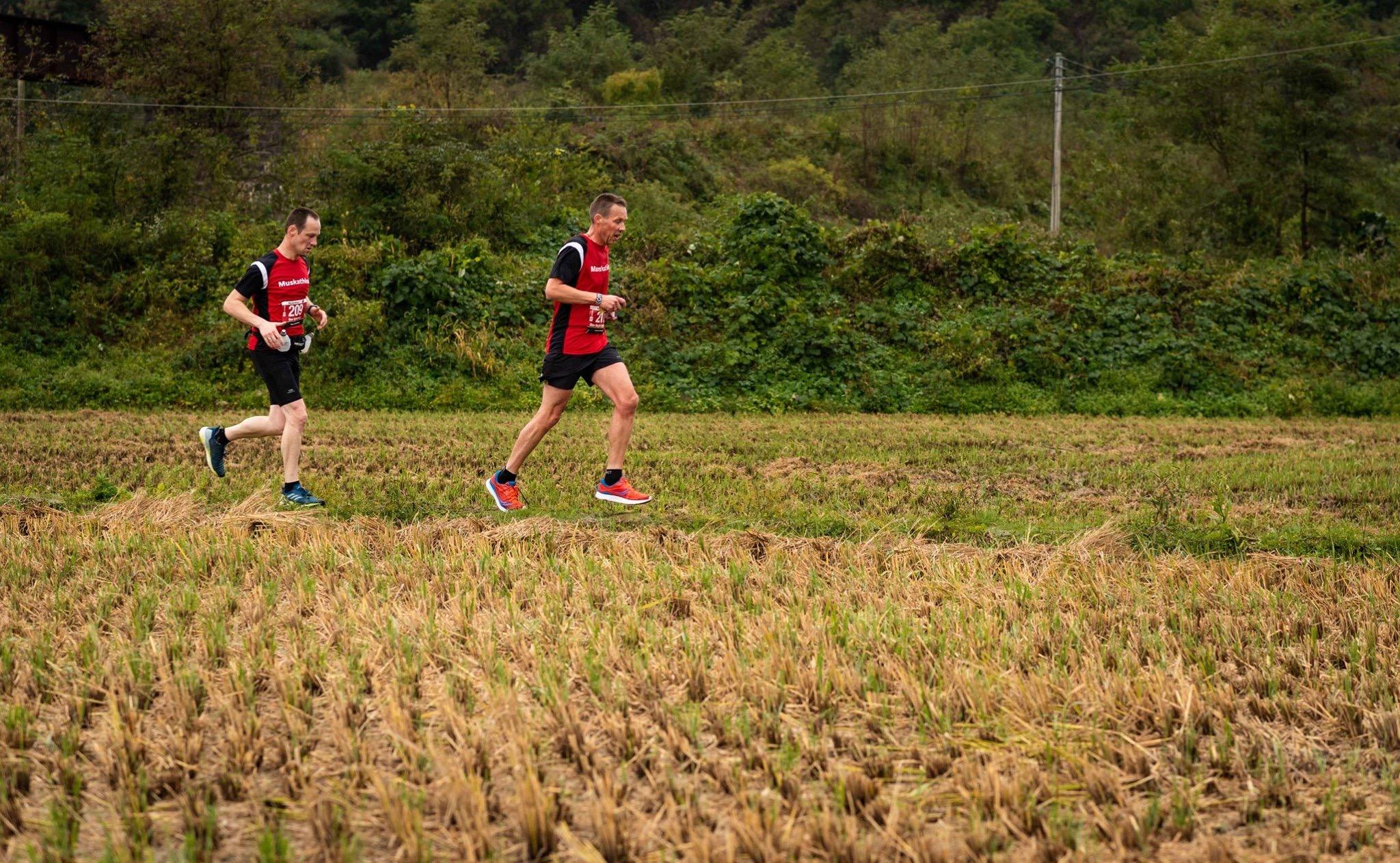 Løper for de forfulgte i Nord-Korea