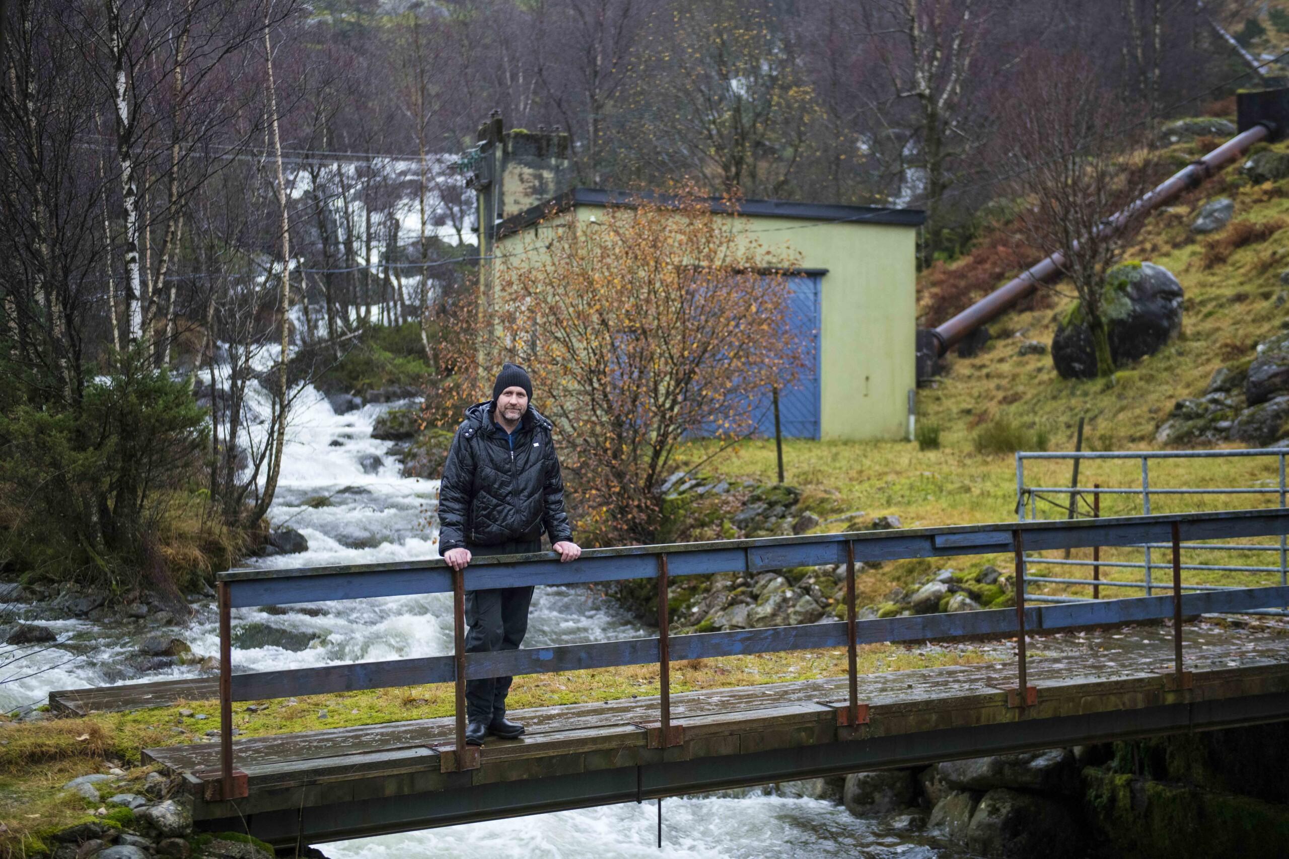 Nytt kraftverk i Ørsdalen
