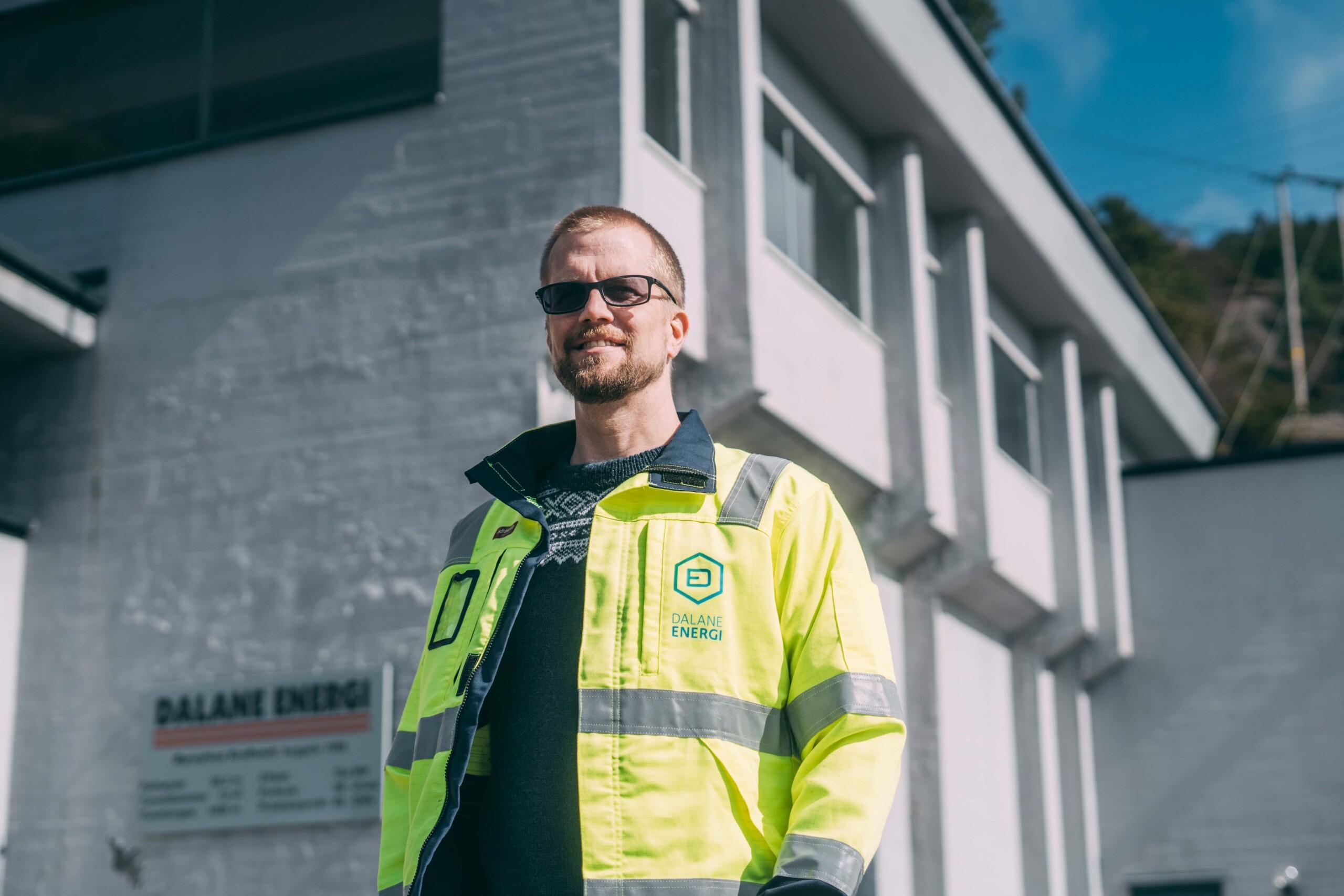 Overvåkingssystem utviklet av Dalane Kraft skal brukes i hele Norge